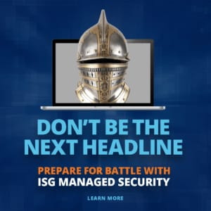 ISG Managed Security