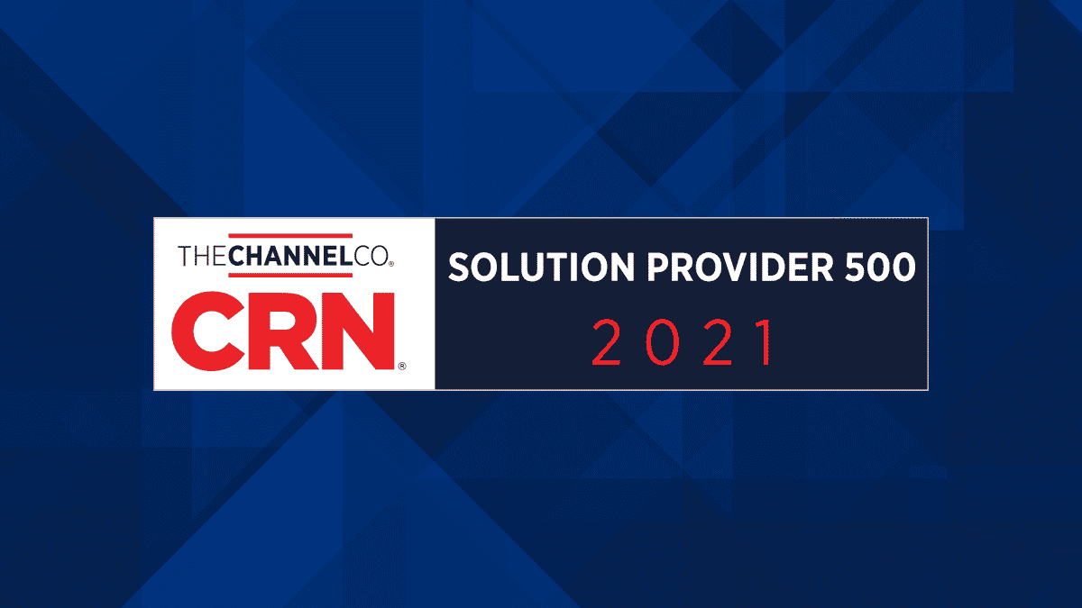 The Channel Co. Solution Provider 500 2021 logo