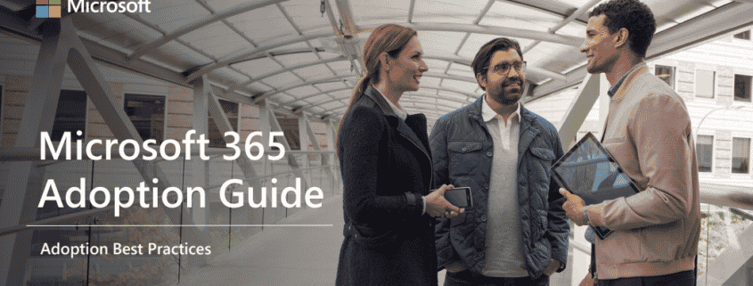 Microsoft 365 Adoption Guide: Adopt Best Practices