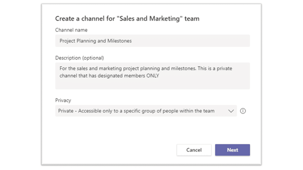 thumbnail image 1 of blog post titled   7 tips for safe online meetings and collaboration with Microsoft Teams