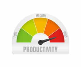 productivity meter